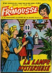 Frimousse -68- La lampe mystérieuse