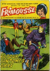Frimousse -70- Retour des fantômes gris