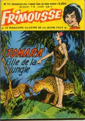 Frimousse -71- Tomara fille de la jungle