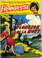 Frimousse -72- Le plongeon de la mort