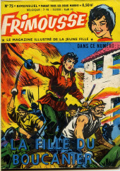 Frimousse -75- La fille du boucanier