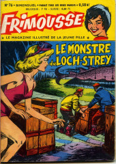 Frimousse -76- Le monstre du Loch-Strey