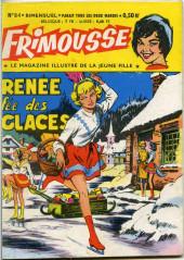 Frimousse -84- Renée fée des glaces