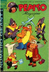 Pepito (3e Série - SAGE) (Pepito Magazine - 2e série) -24- Le 131313 gagne... et perd