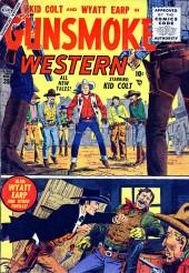 Gunsmoke Western (Atlas Comics - 1957) -35- Issue # 35