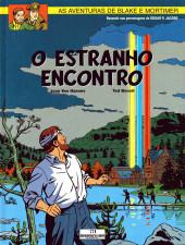 Blake e Mortimer (Aventuras de) (en portugais) -15- O estranho encontro