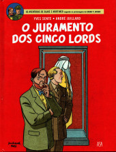 Blake e Mortimer (Aventuras de) (en portugais) -21- O juramento dos cinco lords