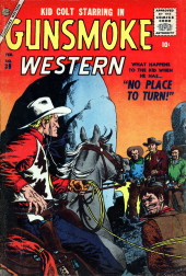 Gunsmoke Western (Atlas Comics - 1957) -39- No Place to Turn!