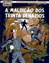 Blake e Mortimer (Aventuras de) (en portugais) -20- A maldição dos trinta denários - Tomo 1