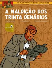 Blake e Mortimer (Aventuras de) (en portugais) -19'- A maldição dos trinta denários - Tomo 1