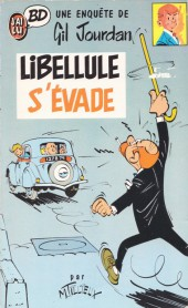 Gil Jourdan -1Poch- Libellule s'évade