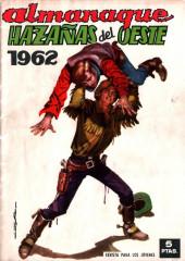 Hazañas del Oeste -EXTRA- Almanaque 1962