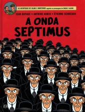 Blake e Mortimer (Aventuras de) (en portugais) -22EL- A onda Septimus