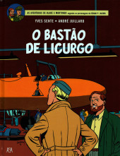 Blake e Mortimer (Aventuras de) (en portugais) -23EL- O bastão de Licurgo