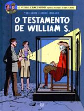 Blake e Mortimer (Aventuras de) (en portugais) -24EL- O testamento de William S.