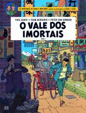 Blake e Mortimer (Aventuras de) (en portugais) -25- O vale dos imortais - Tomo 1
