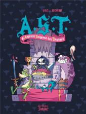 A.S.T. - L'Apprenti Seigneur des Ténèbres -INT1- Intégrale 1