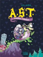 A.S.T. - L'Apprenti Seigneur des Ténèbres -INT2- Intégrale 2