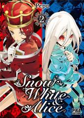 Snow white & Alice -2- Tome 2