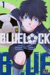 Blue lock -1- Tome 1