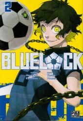 Blue lock -2- Tome 2