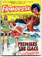 Frimousse -32- Première sur glace