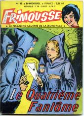 Frimousse -35- Le quatrième fantôme