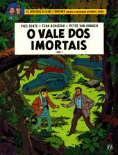 Blake e Mortimer (Aventuras de) (en portugais) -26- O vale dos imortais - Tomo 2
