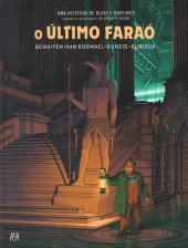 Blake e Mortimer (Aventuras de) (en portugais) -HS3- O último faraó