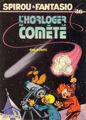 Spirou et Fantasio -36- L'horloger de la comète