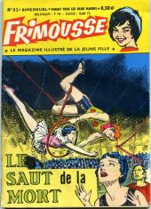 Frimousse -82- Le saut de la mort