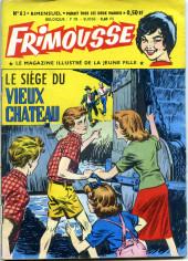 Frimousse -83- Le siège du vieux château
