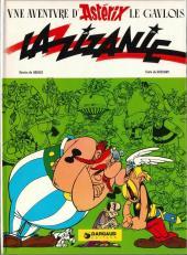 Astérix -15b1974- La zizanie