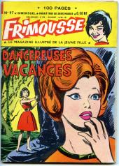 Frimousse -97- Dangereuses vacances