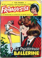Frimousse -101- La mystérieuse ballerine