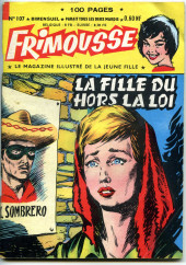 Frimousse -107- La fille du hors la loi