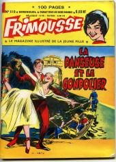 Frimousse -110- La danseuse et le gondolier