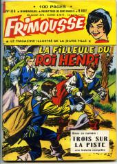 Frimousse -118- La filleule du roi Henri
