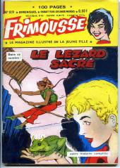 Frimousse -119- Le lézard sacré