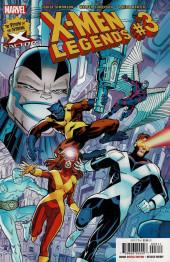 X-Men Legends (Marvel Comics - 2021) -3- Issue #3