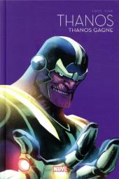 Le printemps des comics (Panini 2021) -6- Thanos - Thanos gagne