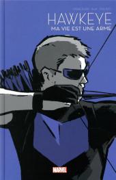 Le printemps des comics (Panini 2021) -9- Hawkeye - Ma vie est une arme