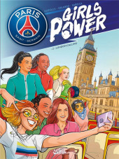 PSG : Girls Power -2- Tome 2