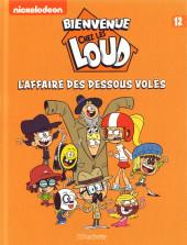Bienvenue chez les Loud -12- Tome 12