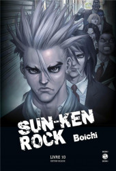 Sun-Ken Rock - Édition Deluxe -10- Livre 10