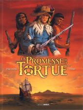 La promesse de la Tortue -2- Tome 2