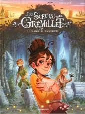 Les sœurs Grémillet -2- Les amours de Cassiopée
