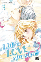 I fell in love after school -3- Tome 3