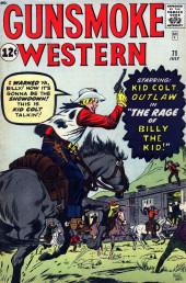 Gunsmoke Western (Atlas Comics - 1957)