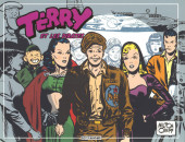 Terry et les pirates (BDArtist(e)) -6- Volume 6 : 1945 à 1946